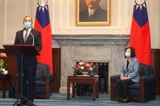 Pesan Tersembunyi AS, 2 Kali dalam 2 Bulan Kunjungi Taiwan di Tengah Hubungan Memanas dengan China