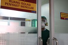 Balita Warga China di Ruang Isolasi RSUD NTB Bukan Suspect Virus Corona