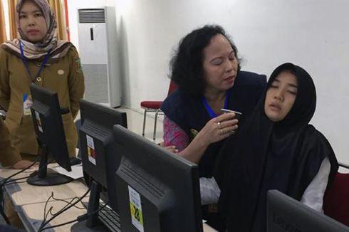 Peserta CPNS di Pesawaran Lampung Melahirkan Saat Ikuti Tes SKD