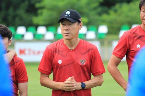 Shin Tae-yong Ungkap Satu Kekurangan Timnas U19 Indonesia Usai Ditahan Imbang Qatar