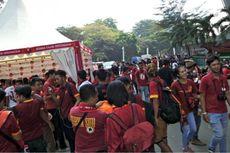 Dari Palembang sampai Kulonprogo Datang Saksikan AS Roma di SUGBK
