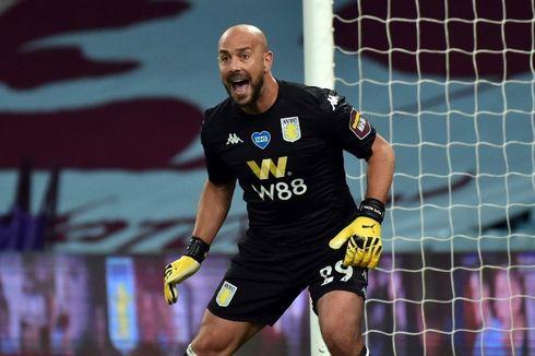 Resmi Gabung Lazio, Pepe Reina Pasang Target Tinggi