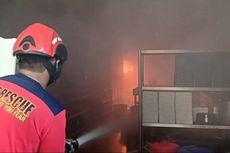 Tabung Gas Restoran Korea di Makassar Meledak, 5 Karyawan Terluka