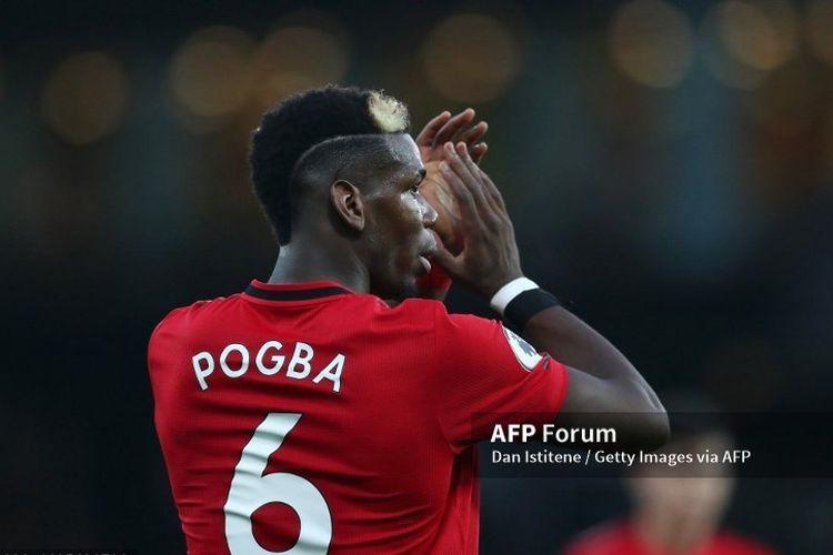 Ada Bruno Fernandes, Pogba Perlu Coba 4 Posisi Baru di Man United