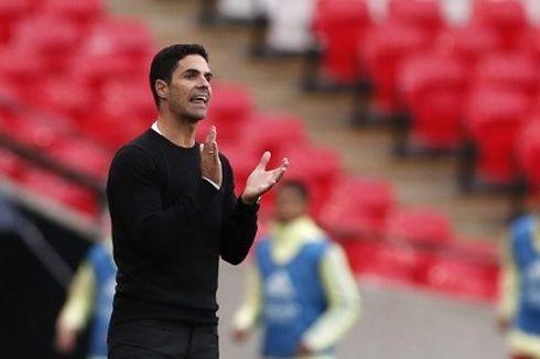 Arsenal Vs Tottenham, Arteta Kenang Comeback Historis 9 Tahun Silam