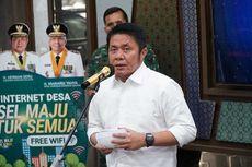 Gubernur Herman Deru Jadi Orang Pertama yang Disuntik Vaksin Covid-19 di Sumsel
