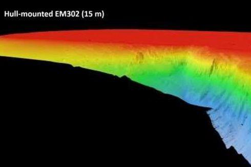 Sedot CO2 dari Atmosfer, Apakah Ngarai Bawah Air Ini Solusi Kita?