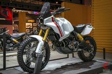 Makin Giat Main Off Road, Ducati Kenalkan DesertX Concept