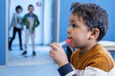 Unik, Alat Tes Covid-19 untuk Anak-anak Ini Berbentuk Lolipop
