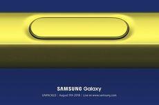 Samsung Pastikan Tanggal Peluncuran Galaxy Note 9