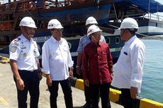 Menhub Apresiasi Pengembangan Pelabuhan Benoa