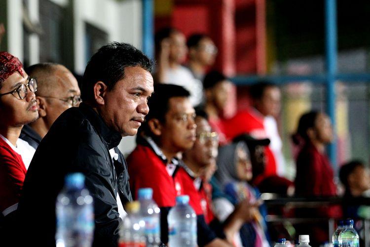 Presiden Club Madura United, Achsanul Qosasi.