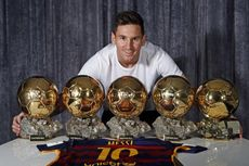Tanpa Bantuan Rekan Setim, Messi Mustahil Menang Ballon d'Or