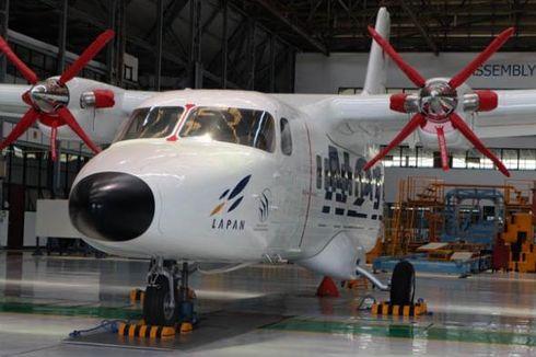 Pesawat N219 Bakal Terbang Perdana di Makassar