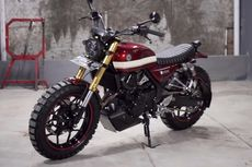 Curhat Katros Garage Bangun Yamaha R25 Street Tracker