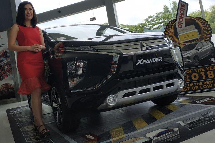 Mitsubishi Xpander di Batam