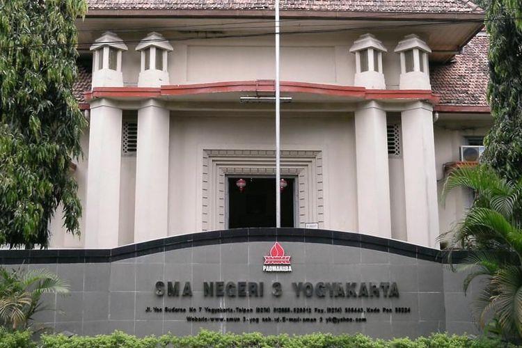 SMAN 3 Yogyakarta