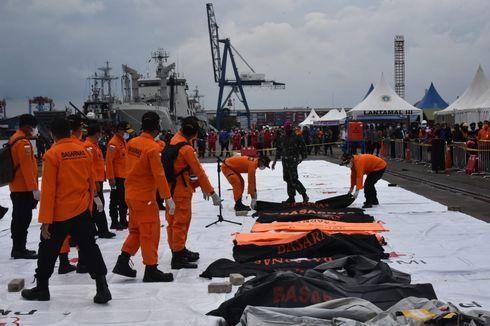16 Kantong Jenazah dan 3 Properti Sudah Berada di RS Polri