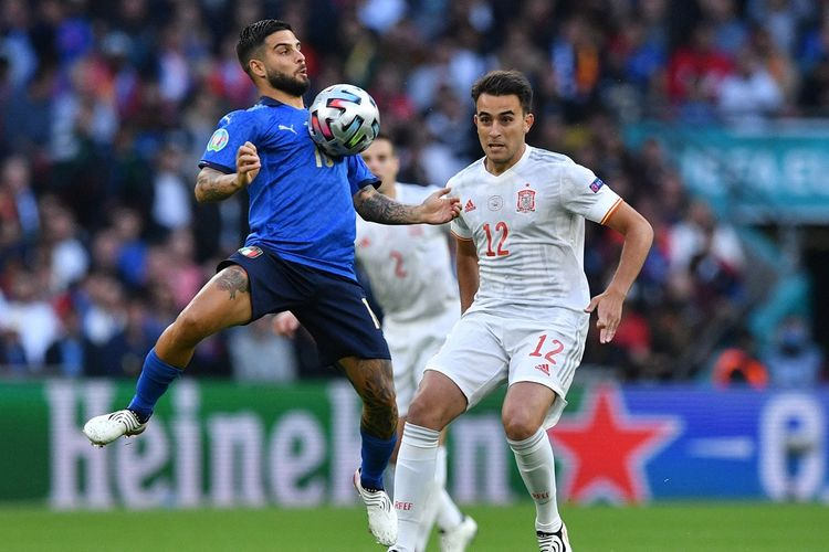 Italia vs Spanyol - Euro 2020