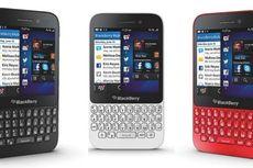 Produksi BlackBerry 10 Mulai Menurun