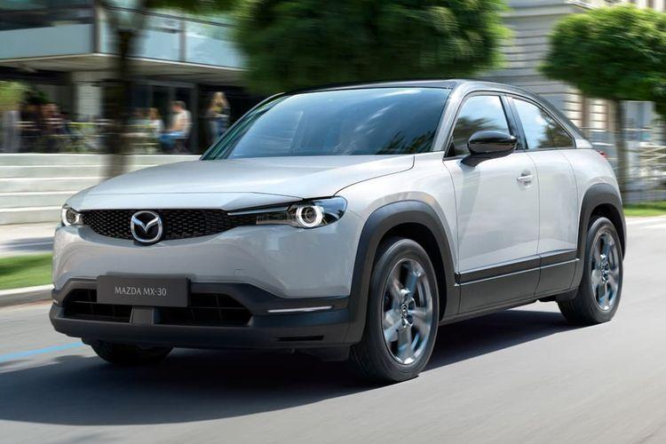 Mazda MX-30 telah diperkenalkan pada ajang Tokyo Motor Show 2019