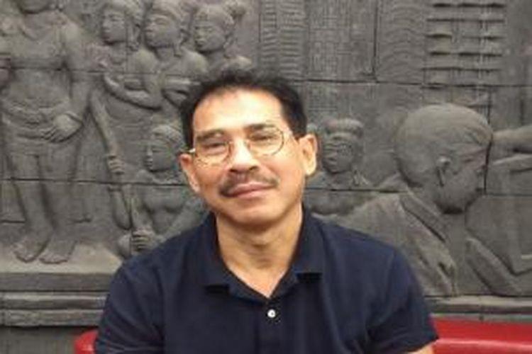 Direktur detik.com Budiono Darsono