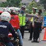 Ada Sanksi dan Denda Pengendara yang Langgar PSBB Jakarta