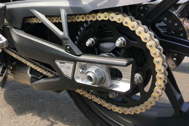 BMW Motorrad perkenalkan teknologi rantai motor bebas perawatan