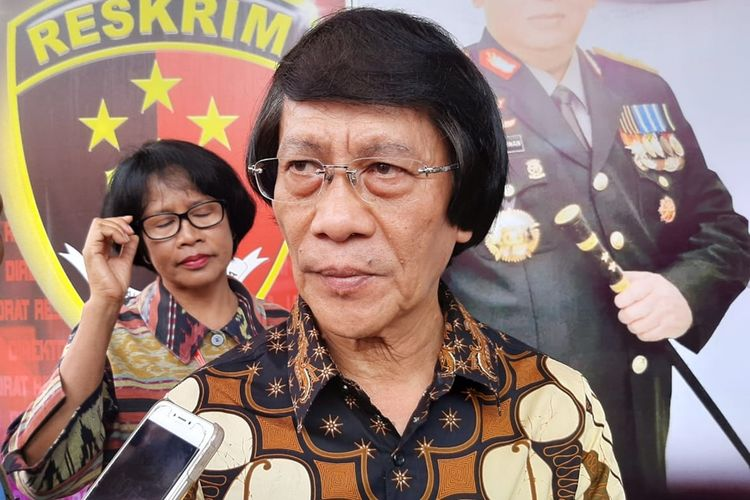 Ketua Umum Lembaga Perlindungan Anak Indonesia (LPAI) Seto Mulyadi (Kak Seto)