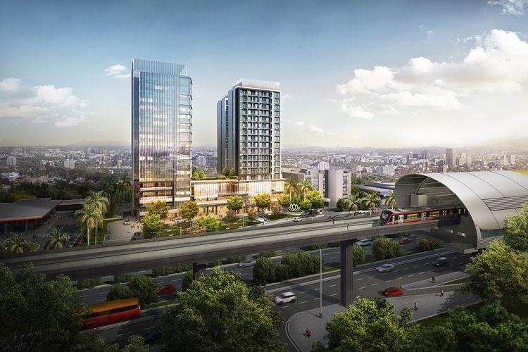 Jelang akhir Tahun 2020, PT Adhi Commuter Properti (ACP) menawarkan promo apartemen LRT City Tebet-The Premiere MTH, Jakarta Timur.