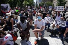 Update Rusuh Demo George Floyd, KJRI Chicago Ungkap Situasi Terkini