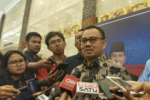 Sudirman Said: Pak Prabowo Terlalu Santun