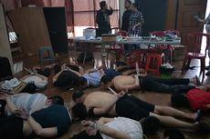Rumah Mewah di Kawasan Palmerah Digerebek, Puluhan WNA Diamankan Polisi