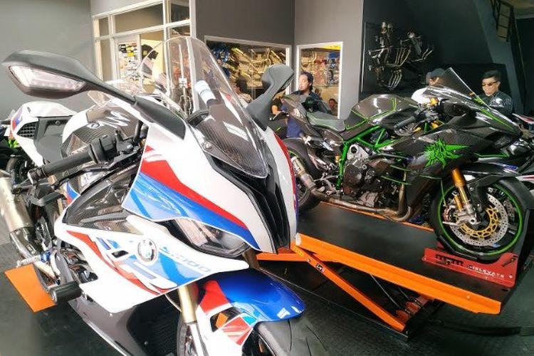 Bengkel umum motor gede One3 Motoshop