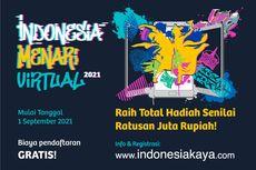 Usai Vakum Tahun Lalu, Event Indonesia Menari Kembali Hadir secara Virtual