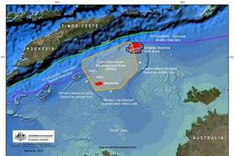 Laut Timor