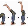 Variasi Gerak Spesifik Handstand, Guling Depan dan Guling Belakang
