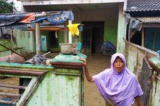 Cerita Korban Banjir Pondok Gede Permai Bekasi, Bertahan di Atap dan Modal Usaha Ludes