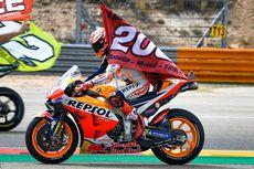 Marquez Pastikan Gelar Juara Dunia di MotoGP Thailand