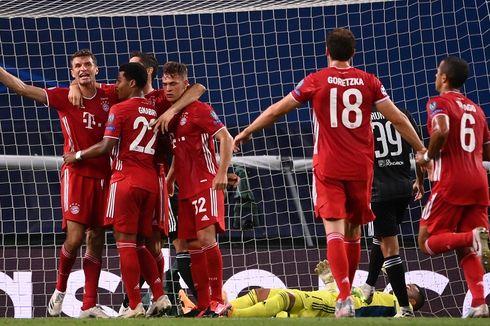 Hasil Lyon Vs Bayern, Robert Lewandowski dkk ke Final Liga Champions
