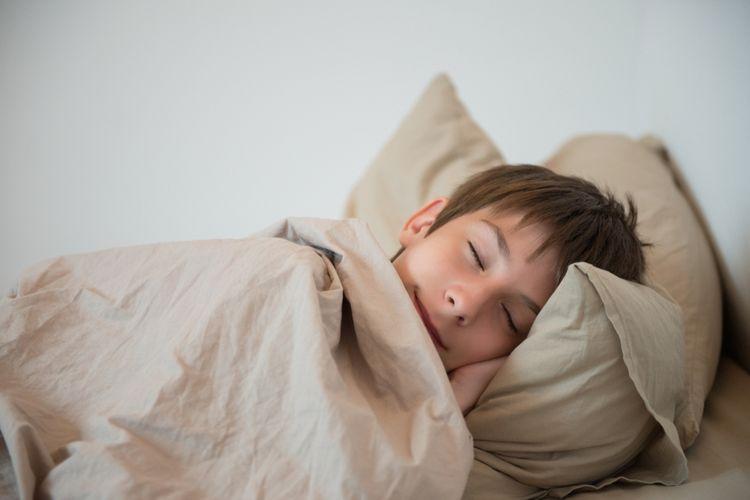 Ilustrasi Remaja Tidur/ Mimpi Basah