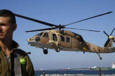 Helikopter Israel Serang Suriah, Tensi Makin Panas dalam Sepekan