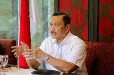Luhut Ungkap Alasan Vaksinasi Covid-19 di Bali Telat 2 Bulan