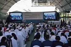 PLTDG Pesanggaran Dikunjungi Presiden Joko Widodo