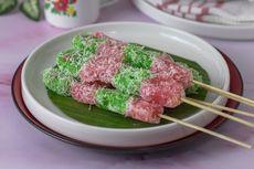 Resep Ongol-ongol Singkong, Kue Tradisional Bertabur Kelapa Parut