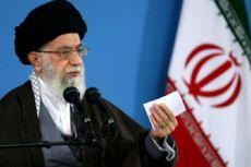 Twit Pemimpin Tertinggi Iran, Ali Khamenei Diblokir Twitter, Apa Isinya?