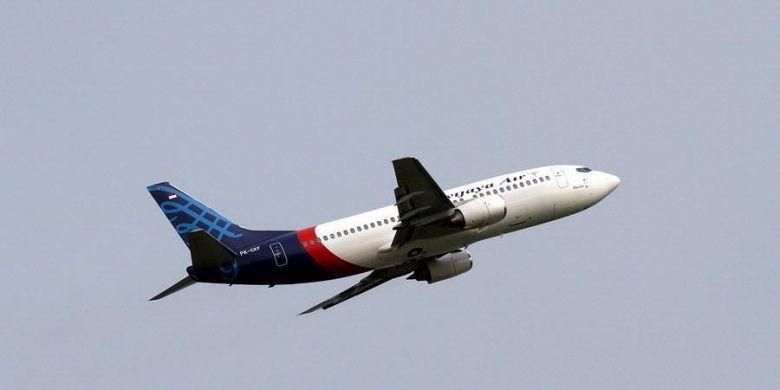 Penerbangan Sriwijaya tidak bisa dihancurkan pada Minggu (26/5/2013) saat lepas landas dari Bandara Sukarno-Hatta di Ponton.