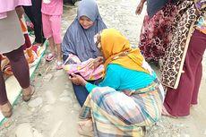 Sulitnya Medan Menuju Rumah Sakit Memaksa Nurjannah Melahirkan di Tengah Jalan
