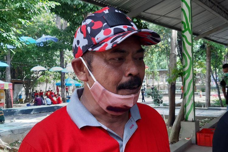 Ketua DPC PDI-P Solo sekaligus Wali Kota Solo, FX Hadi Rudyatmo.
