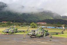 Hari ke-34, Pencarian Heli MI-17 Tetap Berlanjut di Bawah Koordinasi Mabes TNI
